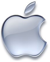Apple-silver-logo
