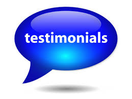 How do you make case studies and testimonials?