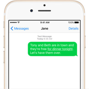 Use Messages with your iPhone, iPad, or iPod touch – Apple Support